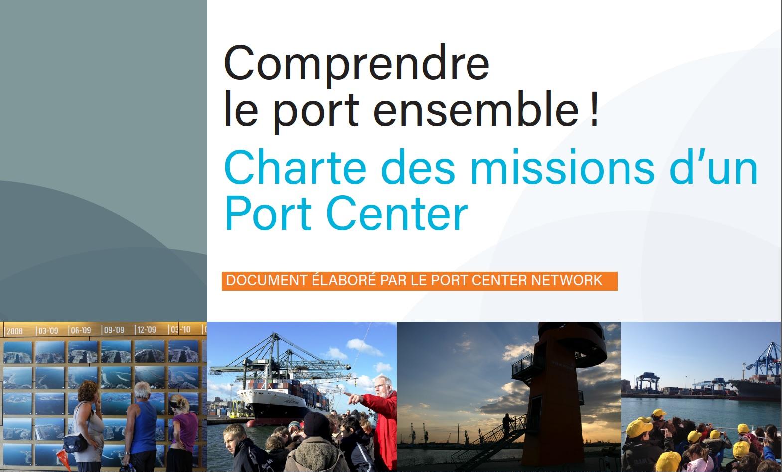 Charte des missions d'un Port Center